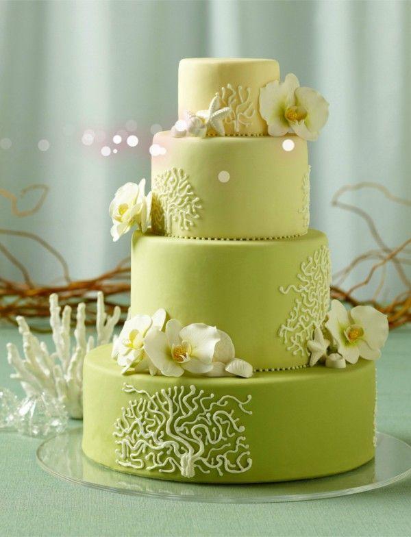 52 Inspiring Green Beach Wedding Ideas   Weddings   Pinterest ...