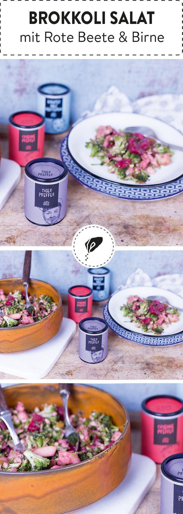 Dieser nährstoffreiche und gesunde Salat gibt euch richtig Power für den Tag und ist zudem unheimlich lecker.