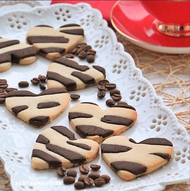 zebra kurabiye