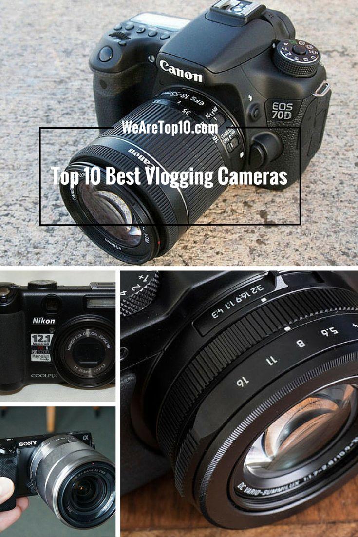 Top 10 Best Vlogging Cameras Reviews by Price & Rating!!! #Camera #VloggingCamera