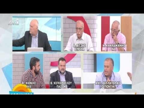 Θ. Χιώνης: Επικίνδυνο ανέκδοτο τα περί «φιλολαϊκής εφαρμογής» του μνημονίου (VIDEO) | ΕΡΓΑΤΙΚΗ ΕΞΟΥΣΙΑ