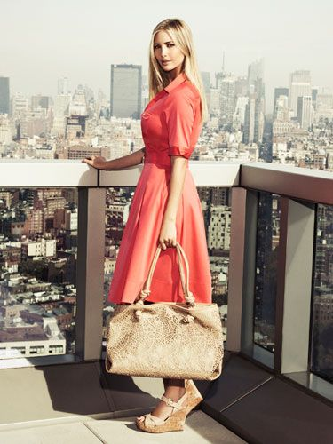 Ivanka Trump's Guide to Looking Like a Boss