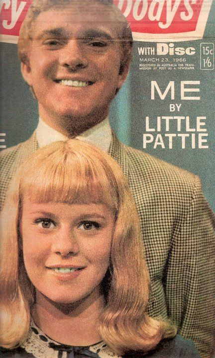 Billy Thorpe and Little Patty