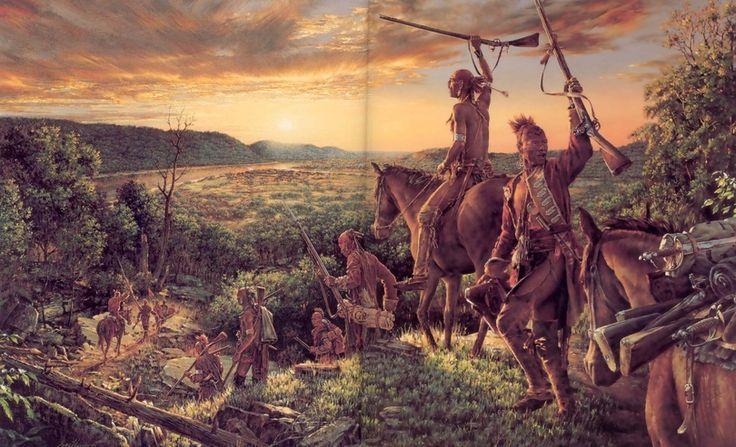 индейцы,ирокезы,красивые картинки,реактор познавательный