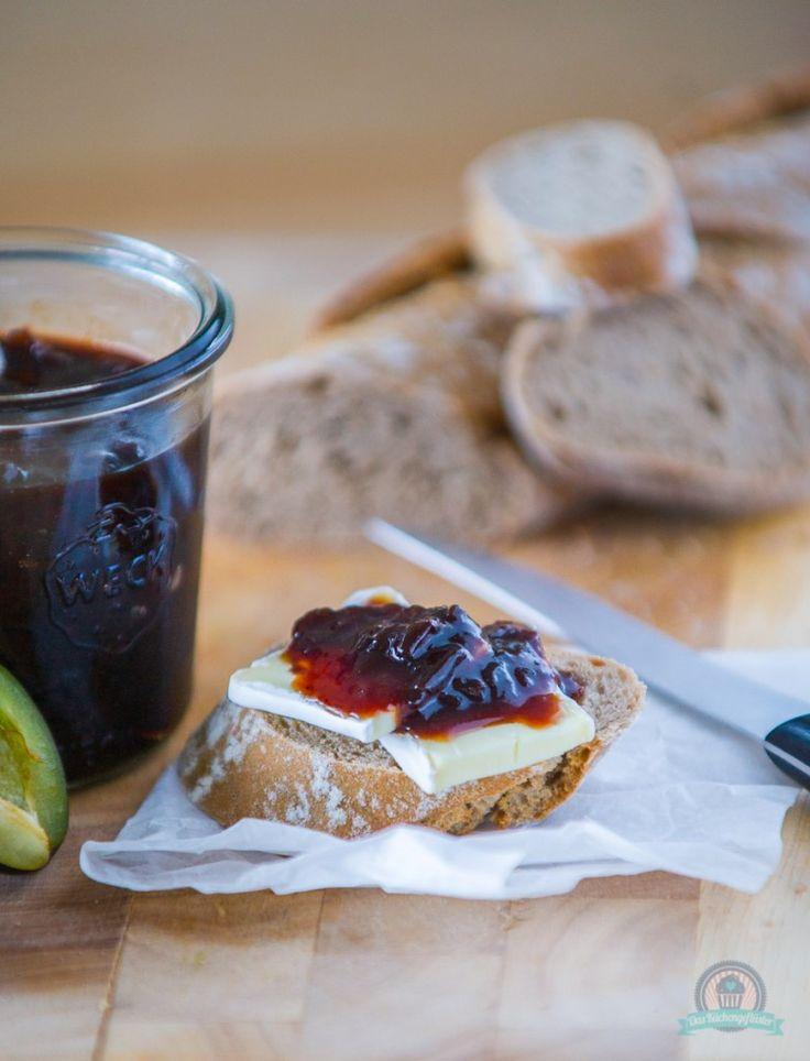 Pflaumen-Chutney - Das Küchengeflüster