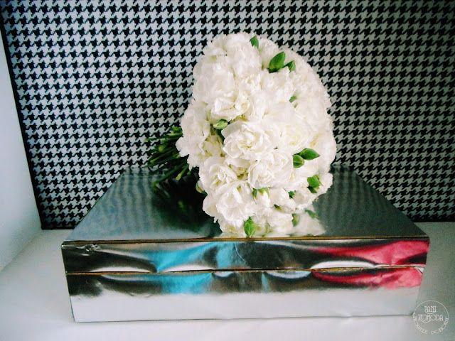 pepitka  decor  BOX   DIY  Flower