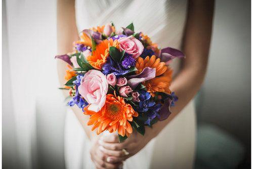 Bouquet - Ramo  - Wedding dress - Bodas - matrimonios - detalles en bodas