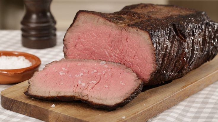 Chefkoch.de Rezept: Roastbeef bei 80 Grad