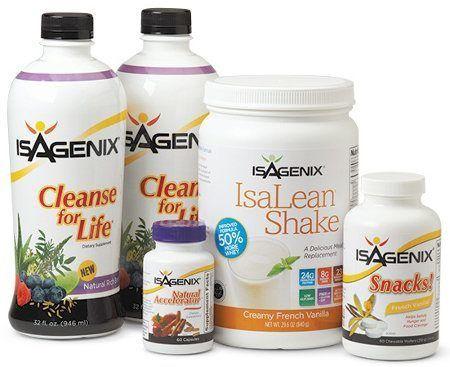 Isagenix Cleanse