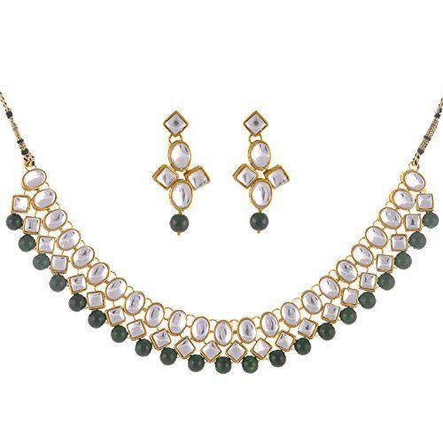 Ddivaa Elegant Bollywood Indian Gold Plated Kundan Green ... https://www.amazon.ca/dp/B073538MZ9/ref=cm_sw_r_pi_dp_x_naqtzbS7XNR4A