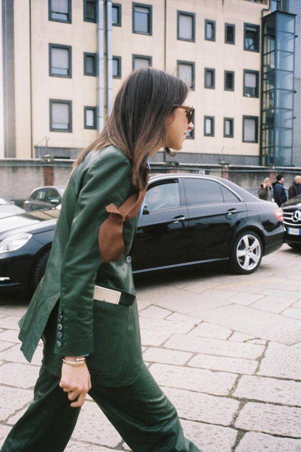 ミラノのファッショ二スタが選ぶ個性シューズバッグに注目