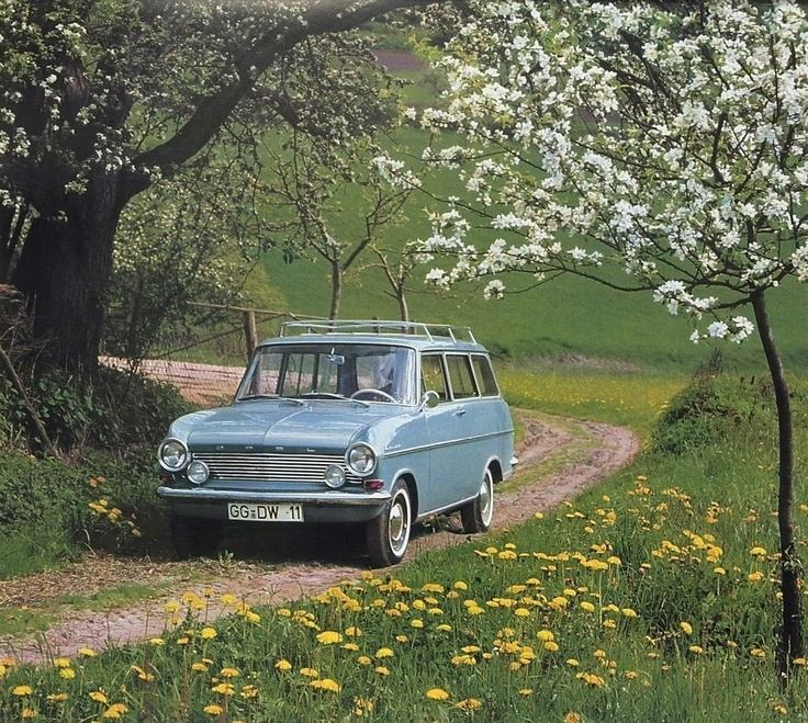 Opel A-Kadett caravan