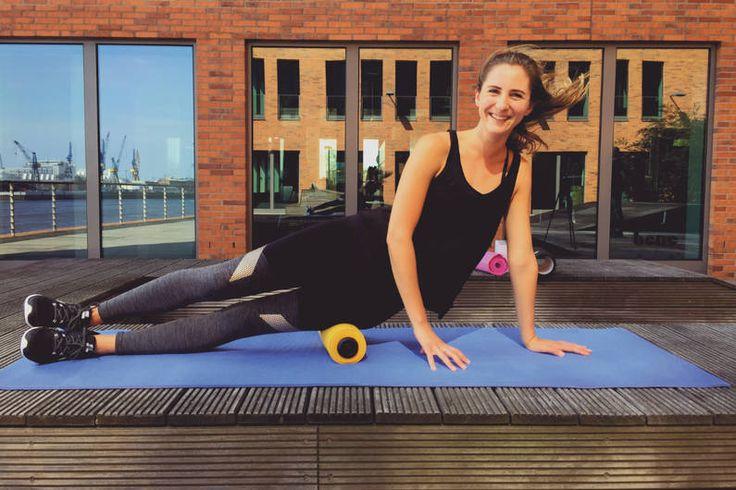 Fitte Faszien sind die Basis für eine gute Haltung und eine knackige Figur! Hier findest du top Übungen für das optimale Faszientraining. Plus: Faszienrollen im Test!