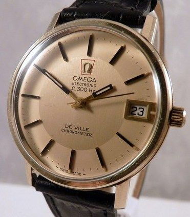 Omega F300 Hz DeVille Chronometer Calibre 1250 !!!