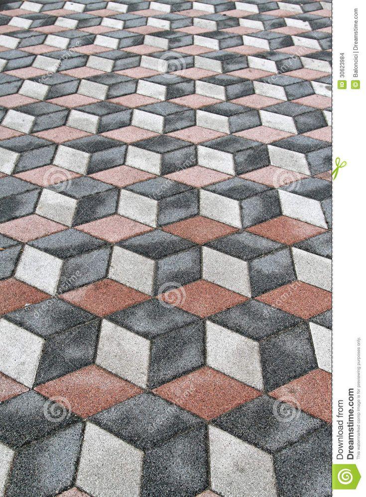 Optische Täuschung 3d Stockbilder - Bild: 30623984