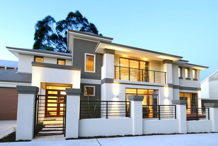 The Leederville -  www.NarrowLotHomes.com.au