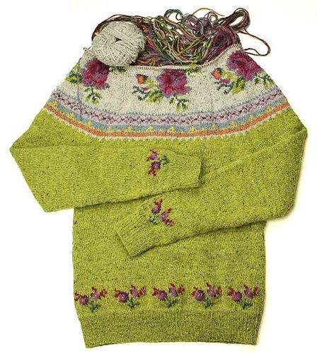 Ravelry: Project Gallery for Blossom pattern by Marie Wallin