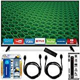 #7: Vizio D50-D1 - D-Series 50-Inch Full Array LED Smart TV Accessory Bundle includes TV Screen Cleaning Kit Power Strip with Dual USB Ports and 2 HDMI Cables - Shop for TV and Video Products (http://amzn.to/2chr8Xa). (FTC disclosure: This post may contain affiliate links and your purchase price is not affected in any way by using the links)