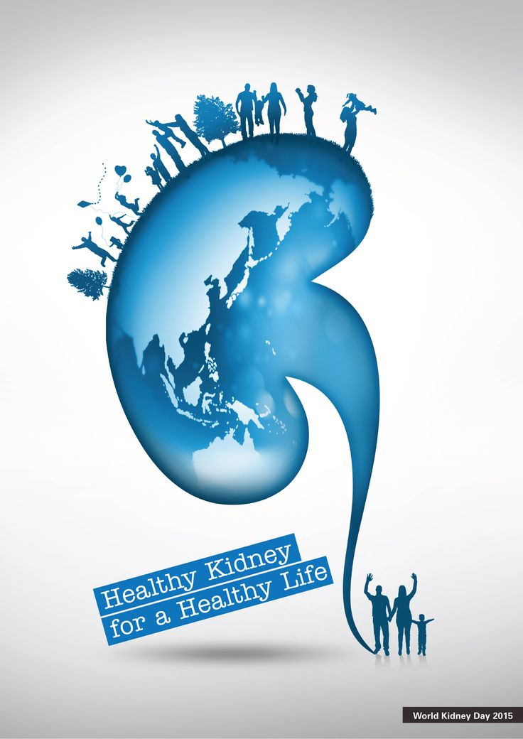 World Kidney Day poster 2015