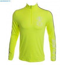 Bogner Men Dany First Layer Shirt – Glowing Green