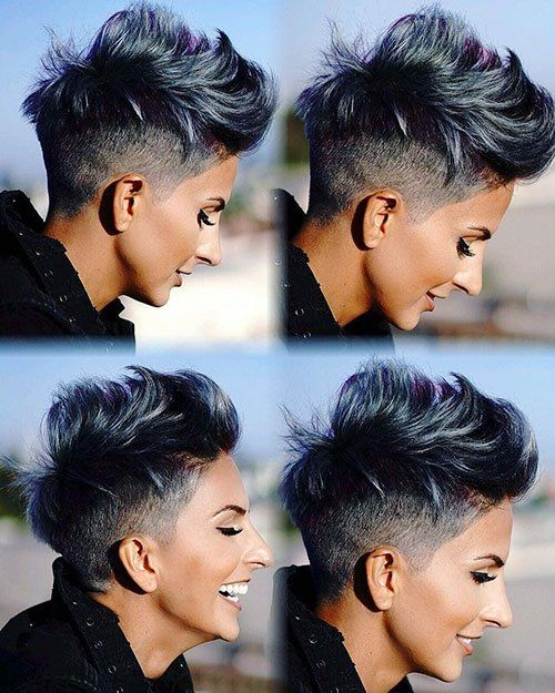 45 Best Short Hairstyles for Thick Hair 2019 – Sty…