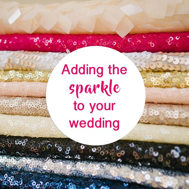 Fan of sparkle? Looking for a unique way to add a hint of your personality to your day? Our sequin tablecloths and runners are available in a rainbow's worth of colours. Check them out and add some bling to your day: bit.ly/2jUz2Zo