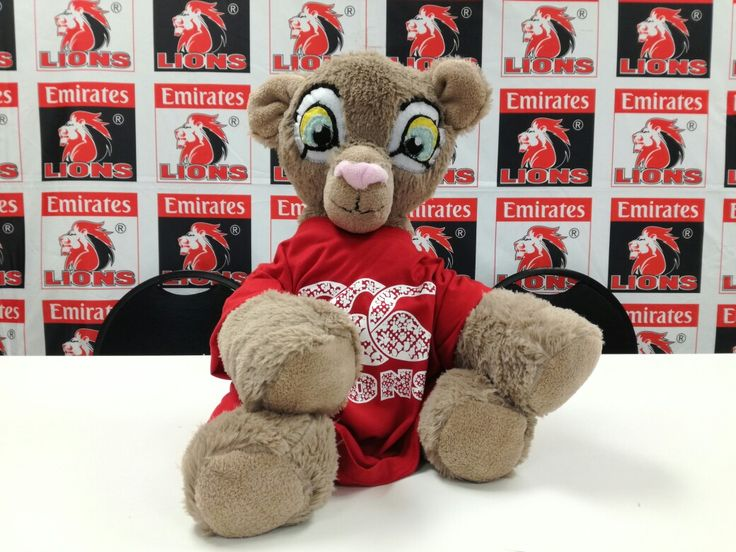 I finally made my debut! Now I can show you all you need to know about Joburg's Pride! #Lions4Life #LeyaTheLion #Liontainment #BeThere #SuperRugby #EmiratesLions #MyLionsMoment