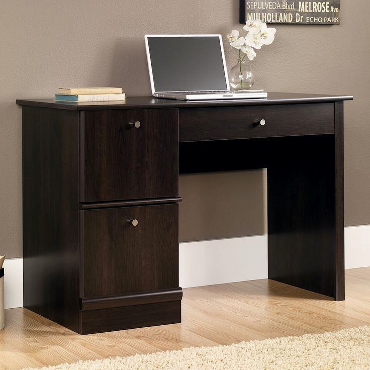 Product Details Add Storage And Style To Your Home Office With This Sauder Woodworking Desk Product Featu Sauder Woodworking Diy Woodworking Woodworking Plans