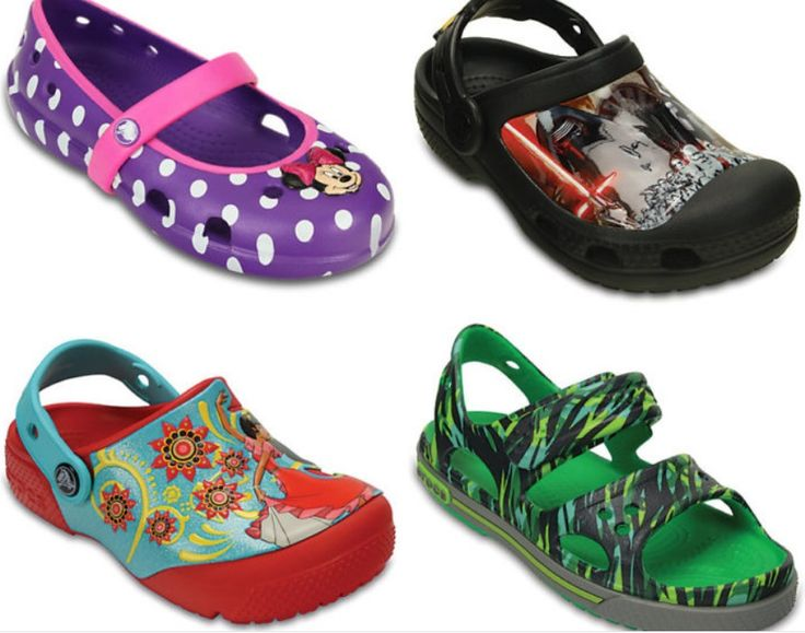 Huge Crocs Sale = Kids Crocs As Low As $10.49 (reg. $35)!!