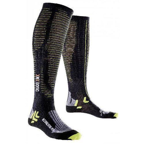 X-Socks Effektor xbs.performance Su mejor baza en entrenamiento y competición será esta media de compresión. La compresión media permite un óptimo control y refrigeración de la pantorrilla, incluso en carreras duras. Aumente la eficiencia de su trabajo muscular. $49