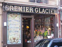 Photo de Crèmerie, Paris 16e arrondissement, PA00086668