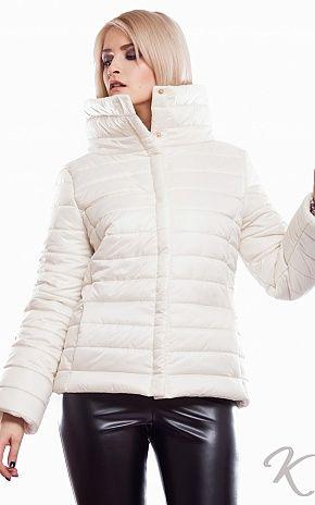 Куртка зимняя женская Севилья Шампань Karree за 718 грн #modnakraina #моднакраина #куртка #женская