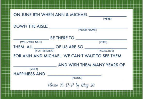 Offbeat Bride Invitation Wording was adorable invitation ideas