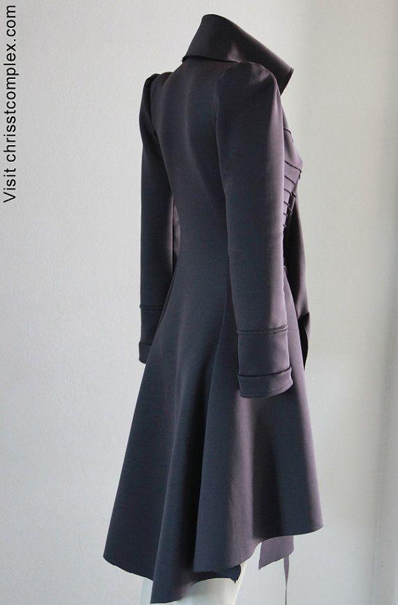 Best 25  Long jackets ideas on Pinterest | Coats, Long grey coat ...
