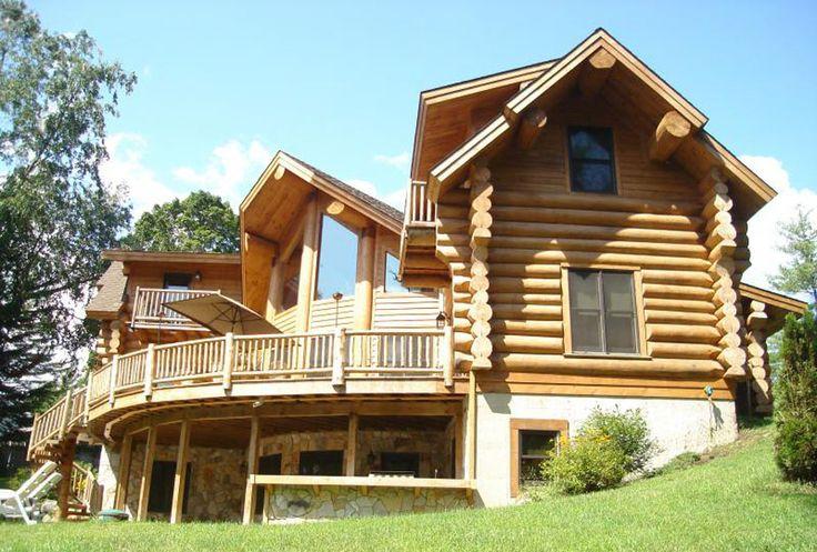 Casa di lusso in legno n.10
