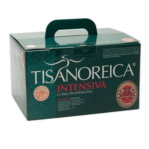 Kit Tisanoreica Intesiva