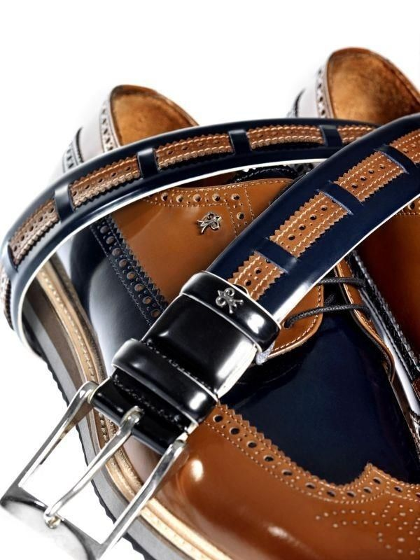 File under: Wing tips, Oxfords, Belts, Leather, Shoes, Accessorie