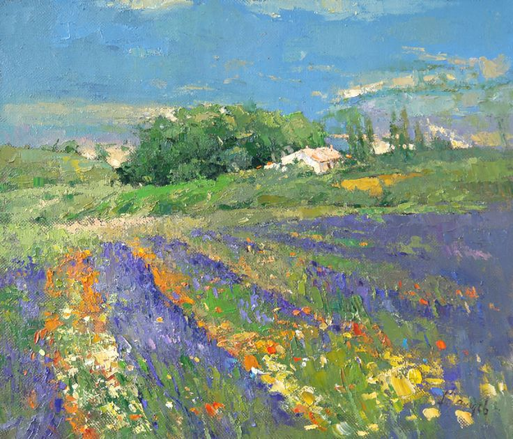 Air of Provence - Alexi Zaitsev -