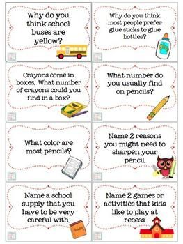 284 best images about Beginning of School Yr on Pinterest   First ...