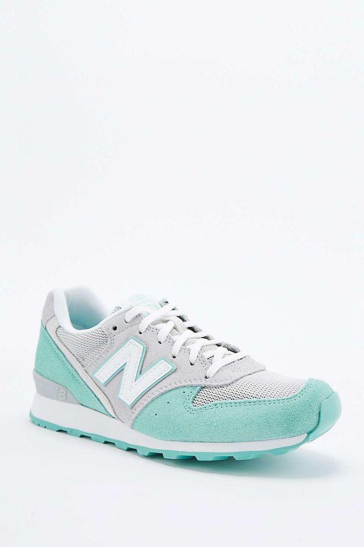 "New Balance – Sneaker ""996"" in Mintgrün"