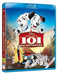Recension av Pongo & de 101 dalmatinerna. Animation av Clyde Geronimi med Rod Taylor, J. Pat O'Malley, Betty Lou Gerson, Ben Wright, Lisa Davis och Cate Bauer.
