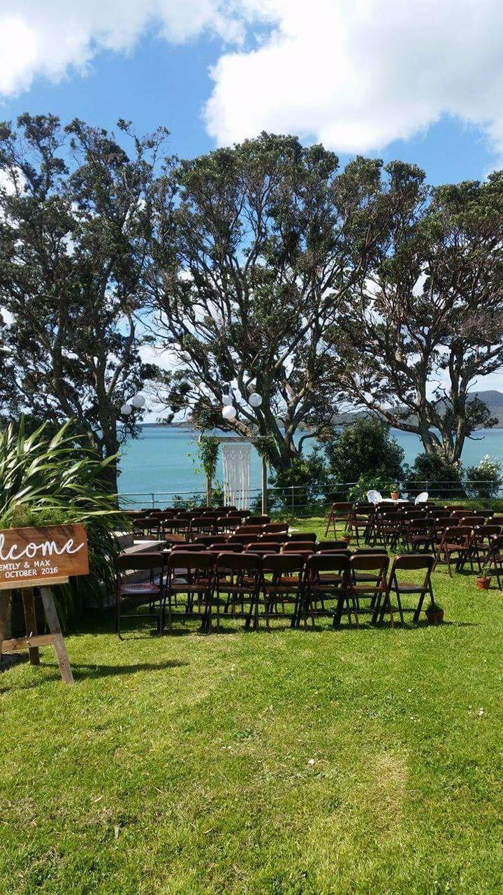 Wedding, wedding ceremony, chairs, ceremony set up, outdoor wedding