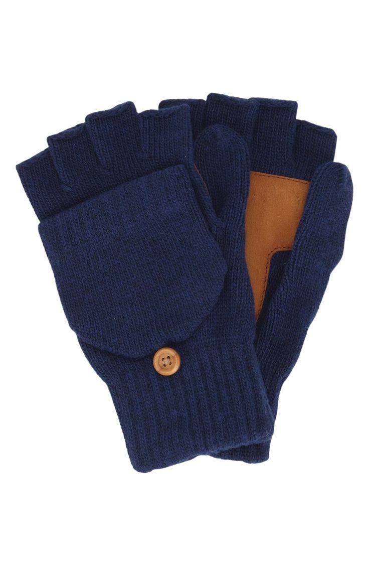 John varvatos leather driving gloves - Putting Fingerless Gloves In His Stocking