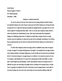 Non fiction personal essay