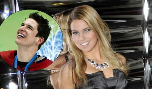 SIDNEY CROSBY and Kathy Leutner PICTURES PHOTOS and IMAGES ...