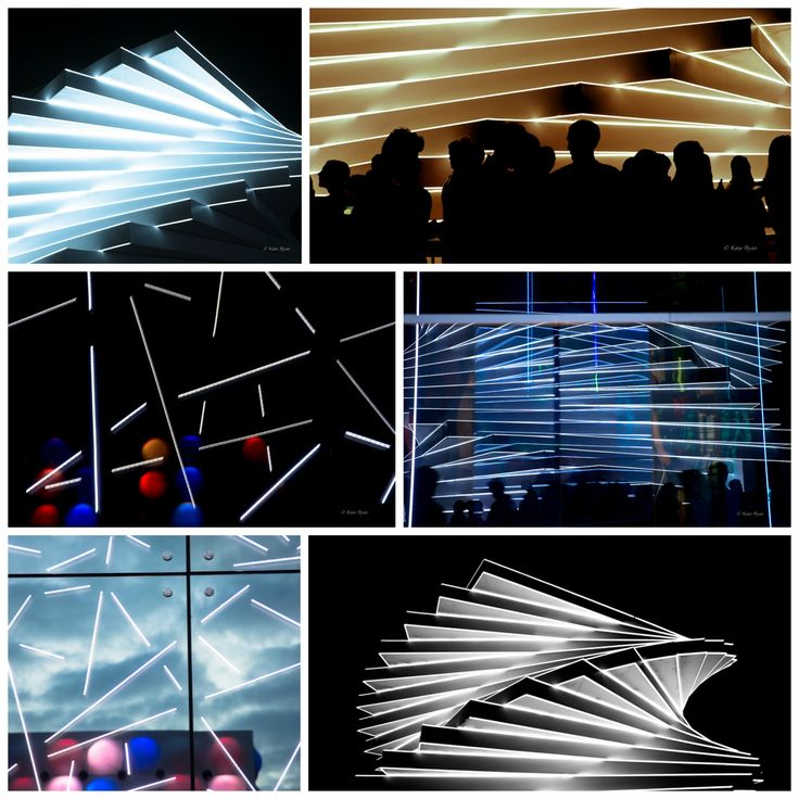 "Philadelphia just hosted the Saint Gobain 350th Anniversary light extravaganza event titled ""Future Sensations"". It was spectacular!  Here's a sampling of images taken by your's truly."