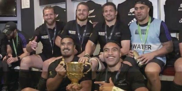 Rugby World Cup: Uncapped All Black Pauliasi Manu claims World Cup winner's medal - Sport - NZ Herald News