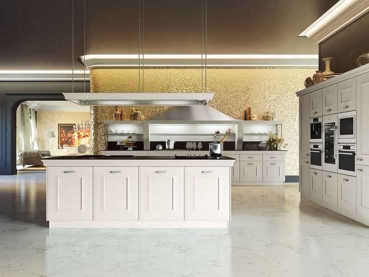 Oltre 1000 idee su Cucine In Legno Bianco su Pinterest  Legno Bianco, Bancon...