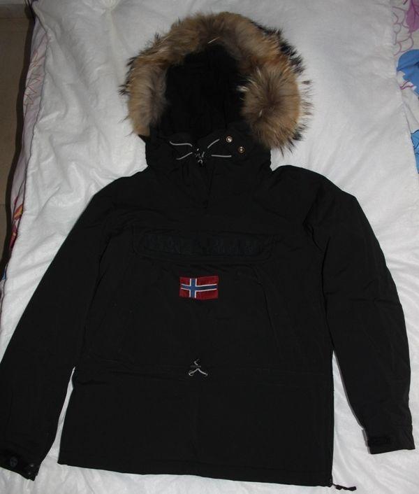 napapijri ski jacket ebay