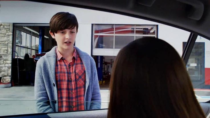LOve this color grade.  Honda Really Big Spring Event TV Spot, Gas Station Kids - Screenshot 5